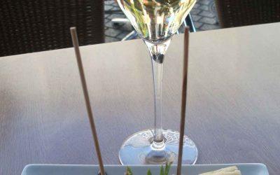 Un Vino como aperitivo, un vino todoterreno