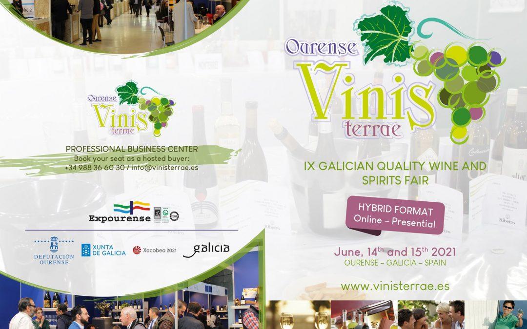 VinisTerrae 2021, un balón de oxígeno para la comercialización de vinos gallegos