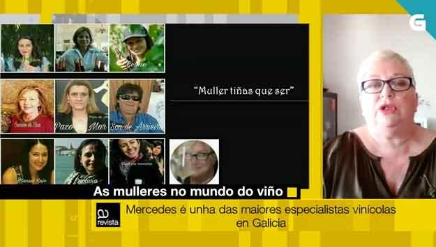 Colaboración con la Televisión de Galicia